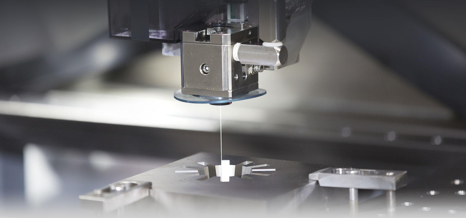 Elektrodrążenie, Frezowanie CNC, Agie, Cięcie drutem
